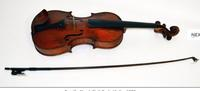 1929 Camillo Mandelli Violin at Roland Auctions, Sept.  17