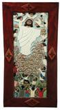 PLaque by Elijah Pierce.  Sold $24,675 at Garth's, Delaware, Ohio May 20, 2011.