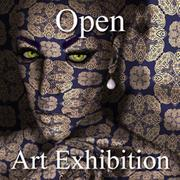"4th Annual ""Open"" Online Art Exhibition"
