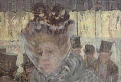Woman in a Veil