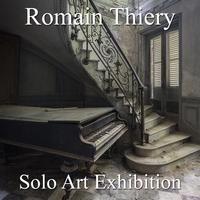 Romain Thiery Solo Art Exhibition