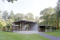 Rietveld Pavilion at Kroller-Muller Museum