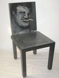 Robert Loughlin - the chair that brought me into a scene in NYC!