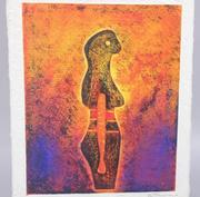 This artist;s proof mixograph by the renowned Mexican artist Rufino Tamayo (1889-1991) will be sold online, without reserve, at www.AuctionbyMayo.com.