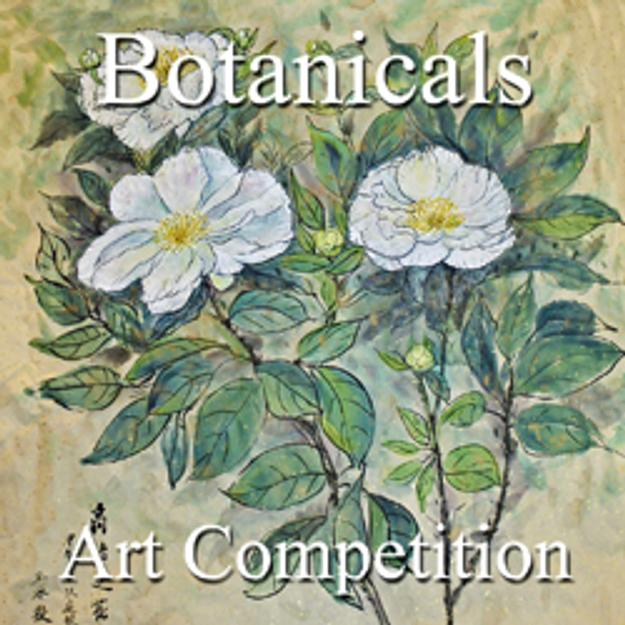 "5th Annual ""Botanicals"" Online Art Competition"