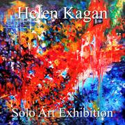 Helen Kagan - Solo Art Exhibition