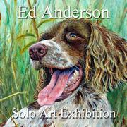 Ed Anderson - Solo Art Series Winner