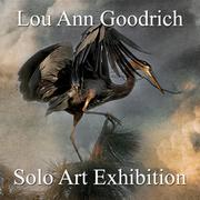 Lou Ann Goodrich Awarded a Solo Art Exhibition