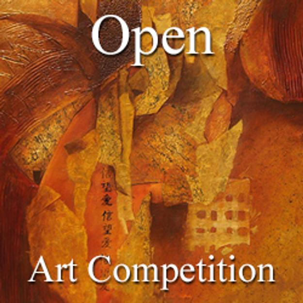 "6th Annual ""Open"" Online Art Competition"