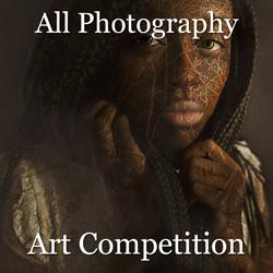 "6th Annual ""All Photography"" Online Art Compeyiyion"
