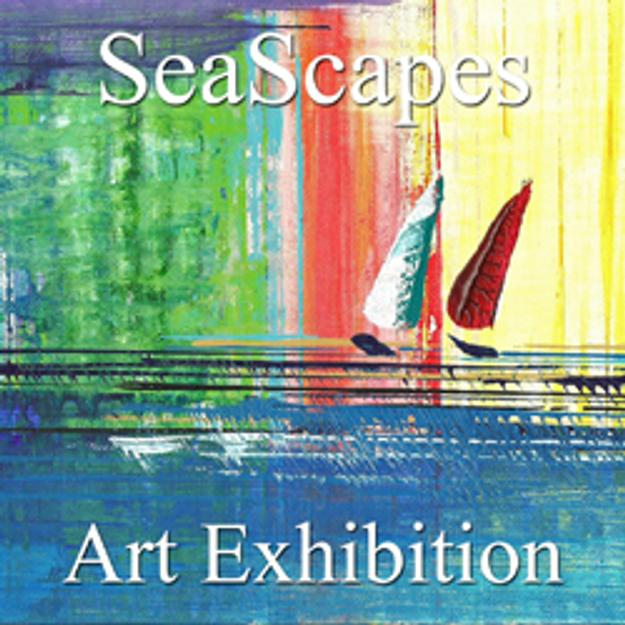 SeaScapes 2017 Online Art Exhibition