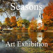 Seasons Art Exhibition - www.lightspacetime.com