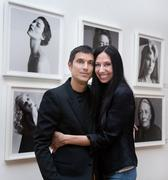 "Inez van Lamsweerde and Vinoodh Matadin's portraits of famous New Yorkers are on display at the Museum of the City of New York's exhibition ""Dutch Seen."""