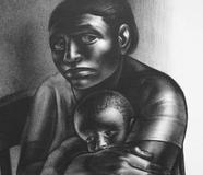 John Wilson, Mother and Child, 1952