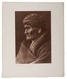 Edward Curtis North American Indians Portfolio Volume 1: The Apache.  The Jicarillas.  The Navaho.  Sold for $28,200.00