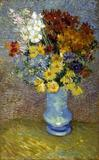 "Van Gogh's ""Flowers in a Blue Vase."""