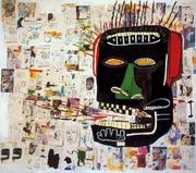 Jean-Michel Basquiat, Glenn, 1984.  Private collection.  © The Estate of Jean-Michel Basquiat.  Licensed by Artestar, New York.