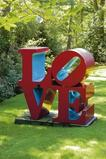 Robert Indiana's LOVE, 1966.