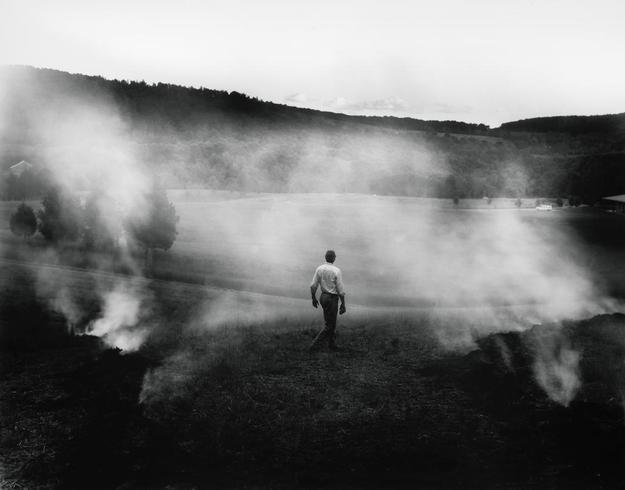 The Turn, 2005.  Sally Mann (American, born 1951).  Gelatin silver print.  94.9 × 117.2 cm (37 3/8 × 46 1/8 in.).  Private collection.  Image © Sally Mann