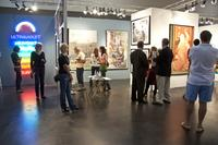 The Opening Night of the Houston Fine Art Fair.