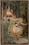 Jessie Willcox Smith's Goldilocks and the Three Bears tops Heritage Auctions' Oct.  13 Illustration event in New York.