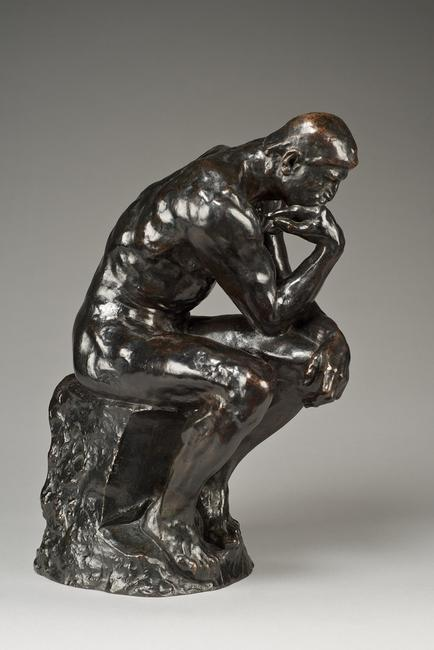 Auguste Rodin, The Thinker