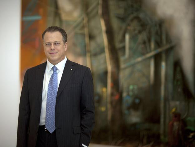 Maxwell Anderson, the Eugene McDermott Director of the Dallas Museum of Art, resigned for a role with the New Cities Foundation in New York City.