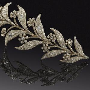 Art Deco jewelry.  Courtesy Bonhams