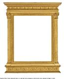 Stanford White Tablernacle Frame.