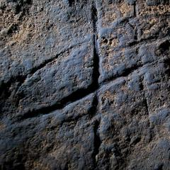 Geometric patterns carved into Gibraltar rock date to the Neanderthals, researchers say.