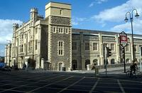 The former British Empire and Commonwealth Museum in Bristol, England.