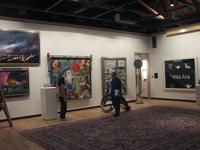 A display of works from the collection of Gerald Buck went on view at Avenue 50 Studio in Laguna Beach, Calf., in 2012.