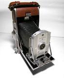 1950s Polaroid camera
