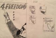 Ben Shahn, Four Freedoms, 1941