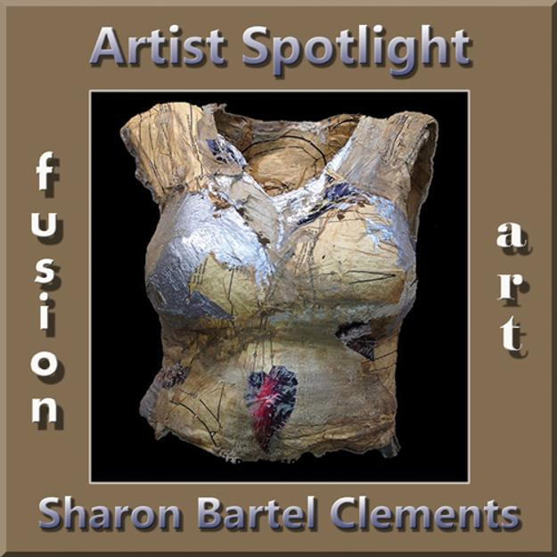 "Sharon Bartel Clements Wins Fusion Art's ""Artist Spotlight"" Solo Art Exhibition www.fusionartps.com"