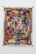 Shanta Mingel, Kawandi (Quilt), Cotton and Other Textiles, 2005-6.