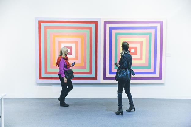 The Armory Show in New York is scheduled for March 3-6, 2016.