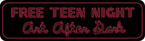 Teen Night Art After 104