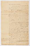 "Livingston, Robert R.  (1746–1813), and Richard Henry Lee (1732–1794) as Delegates to the Second Continental Congress, Manuscript document unsigned, Draft of ""The Twelve Colonies by their Delegates in Congress to the Inhabitants of Great Britain"" – July 1775Philadelphia, PA July 1775.  Opening words ""FRIENDS, COUNTRYMEN & BRETHEREN,"" Draft written by Livingston with edits by Lee (1732–1794).  12 pages on 6 leaves (with writing on both sides of the paper), 24.5 x 31 cm."