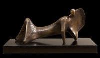 Henry Moore, Reclining Figure Cloak, 1967