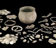 Viking hoard found in 2007.