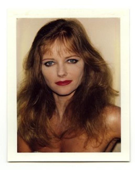 Andy Warhol, Cheryl Tiegs, 1984.  © 2013 The Andy Warhol Foundation for the Visual Arts, Inc.  / Artists Rights Society (ARS), New York.