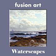 "Fusion Art's ""Waterscapes"" is Now Accepting Entries www.fusionartps.com"