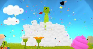 Wattam, 2018, Publisher: Annapurna Interactive, Developer: Funomena