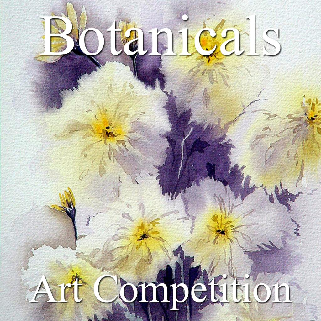 8th Annual Botanical & Floral Online Art Competition