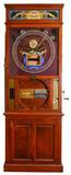This rare, circa-1900 Yale Wonder Clock will be sold Sept.  21 by Fontaine's Auction Gallery.