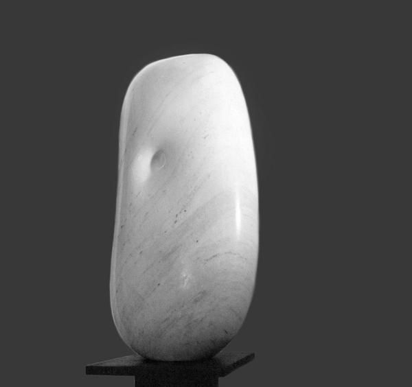 APHRODITE by ZAKIAN white marble 28 in high
