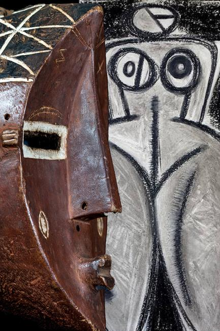 Ancient-Future, Lwalwa Mask/Congo