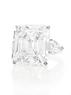 Christie's will auction Lenore Annenberg's diamond ring