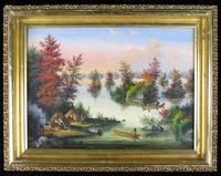 Cherry Gallery exhibiting at the Adirondack Museum Antiques Show, Aug.  14-15